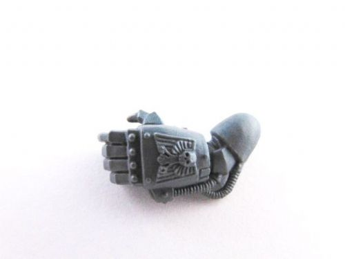 space marine command power fist